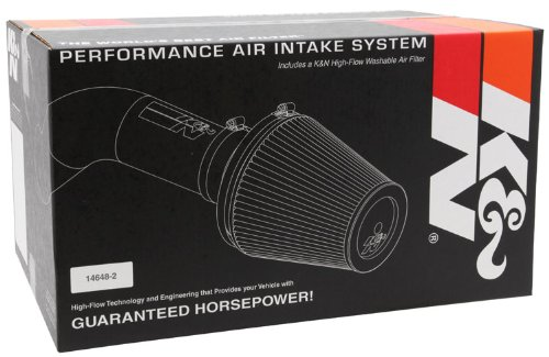 K&N Performance Cold Air Intake Kit