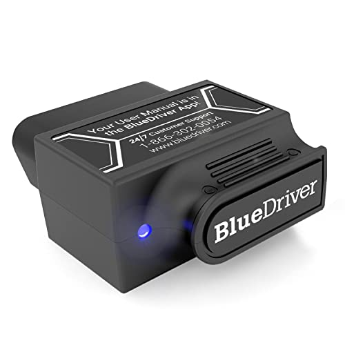 BlueDriver Bluetooth Professional OBDII Scan-Tool für iPhone, iPad & Android