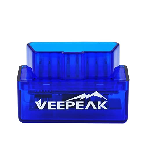 Veepeak Mini Bluetooth OBD2 Scanner Kfz-Diagnosetool